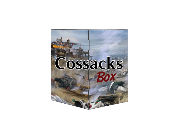 Cossacks-box скачать торрент