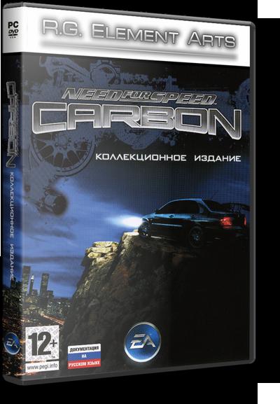 Need for Speed: Carbon - Коллекционное издание (2006) RePack скачать торрент