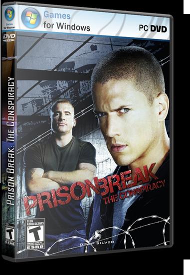 Prison Break: The Conspiracy (2010) RePack скачать торрент