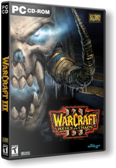 Warcraft III: The Reign of Chaos [RePack] скачать торрент