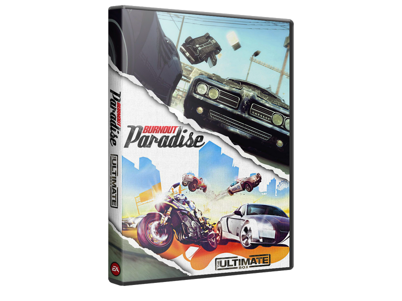 Burnout Paradise: The Ultimate Box [Repack Catalyst] скачать торрент