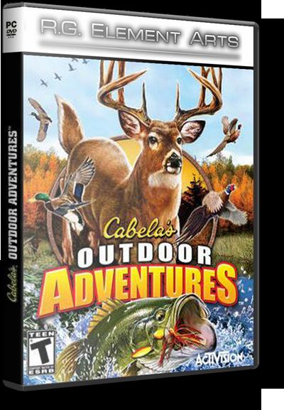 Cabela's Outdoor Adventures скачать торрент