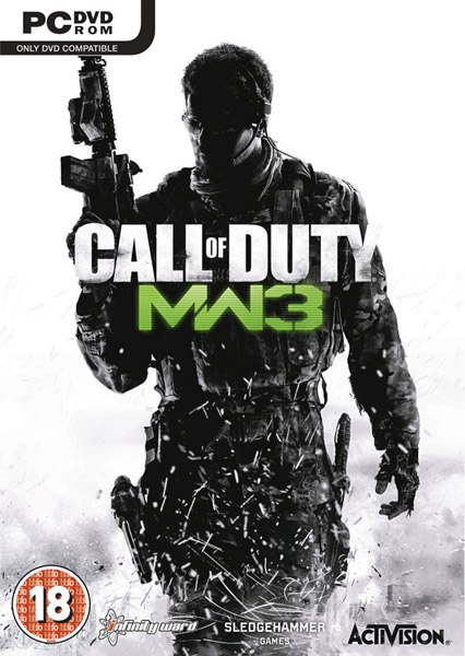 Call of Duty: Modern Warfare 3 (2011) (RUS) [Steam-Rip] скачать торрент
