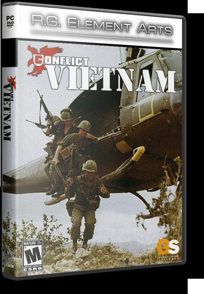 Conflict: Vietnam скачать торрент