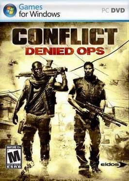 Conflict: Denied Ops (RUS/Repack от Fenixx) скачать торрент