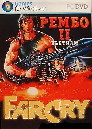 Far Cry: Рембо II - Вьетнам скачать торрент