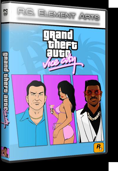 GTA: Vice City скачать торрент