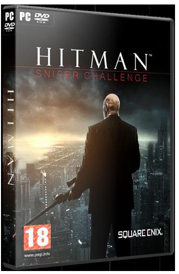 Hitman: Sniper Challenge скачать торрент