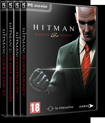 Hitman: Anthology (2000 - 2006) скачать торрент
