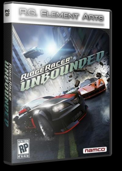 Ridge Racer Unbounded скачать торрент