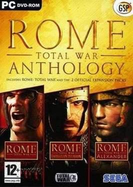 Антология Рим: Всеобщая Война [3 in1 ] скачать торрент