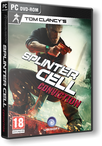 Tom Clancy's Splinter Cell: Conviction  + Insurgency DLC скачать торрент