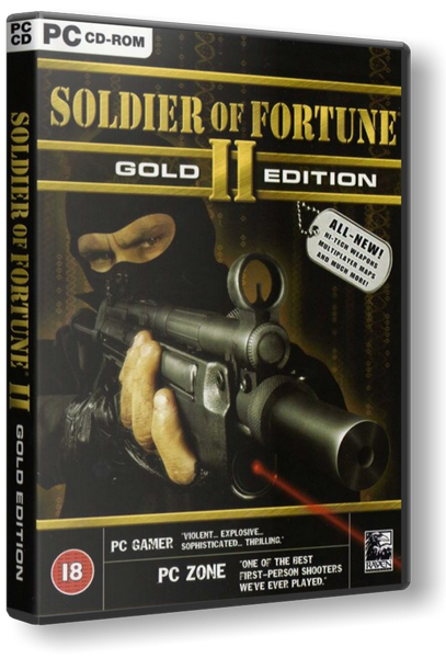 Soldier Of Fortune 2: Double Helix GOLD EDITION (2002) скачать торрент