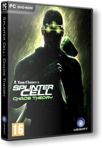 Tom Clancy's Splinter Cell: Chaos Theory скачать торрент