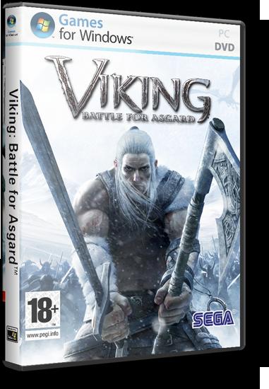 Viking.Battle For Asgard (2012) RePack скачать торрент