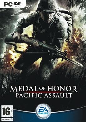 Medal of Honor - Pacific Assault скачать торрент