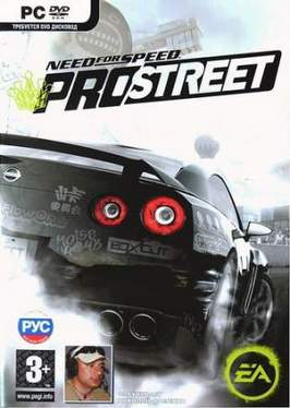 Need For Speed - ProStreet (2007/Rus) скачать торрент