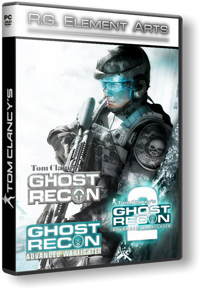 Tom Clancy's Ghost Recon - Trilogy (2001-2007) RePack скачать торрент